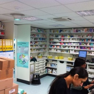 Vaistinės ir Farmacijos įstaigos